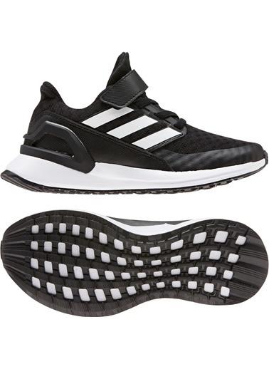 adidas Unisex Rapidarun Sneakers EF9258 Siyah